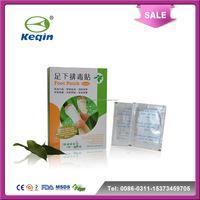 magic absorb toxin oil korea detox foot patch