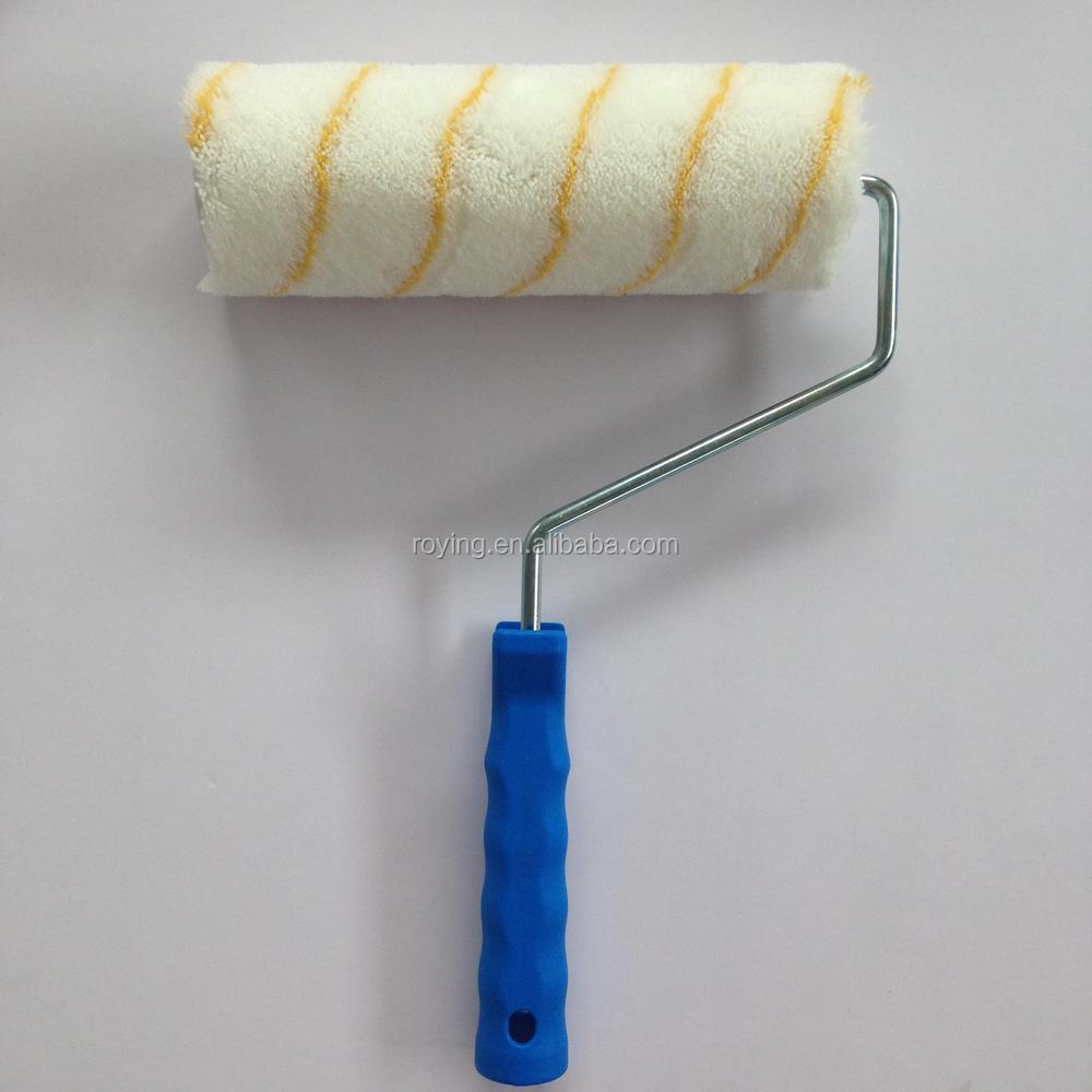 polyamide acrylique polyester mousse microfibre tissu brosse rouleau mur peinture derma rouleau. Black Bedroom Furniture Sets. Home Design Ideas