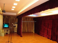 motorized stage curtains gorgeous curtain