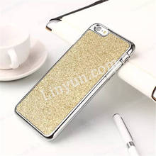 Shiny pc cover case for iphone 6 plus, phone cover for iphone 6 plus