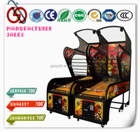 arcade basketball game machine for game center
