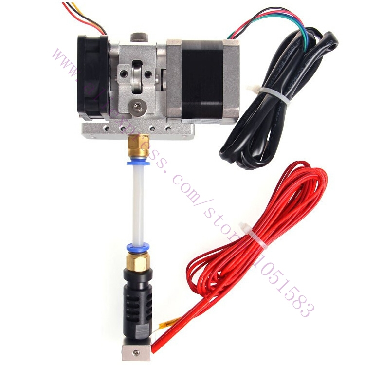 Hotend extruder j head with stepper motor for 3d printer for Print head stepper motor