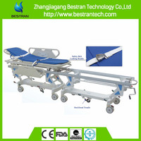 BT-TR003 Luxurious hospital medical surgery patient trolley