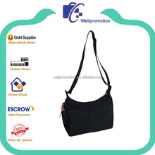 Wellpromotion fashion cheap promotional hobo tote bag