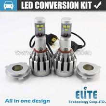 hot sale !!! H1 H3 H4 H7 H8 H9 H10 H11 H13 9005 9006 40w led headlight high power led car headlight