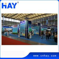 Reusable modular exhibition booth pvc panel
