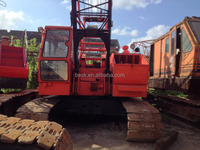 35T Halfnew famous Japanese brand Hitachi KH 125 crane for sale in shanghai, China