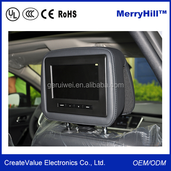 Lcd Usb Media Player 9/ 10/ 10.4/ 12/ 15/ 17/ 19 Inch Taxi ...