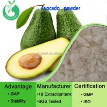 Avocado powder GMP Factory Top quality Avocado Fruit juice powder/Avocado powder