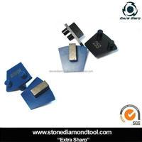 Werkmaster Diamond Grinding Tools for Grinding Concrete