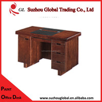 2015 Latest design cheap wooden computer desk