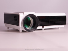 Professional supply mini led video projector 1080p native resolution 1280*800 /multimedia projector 3500 lumens