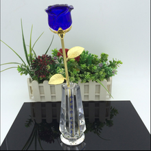 2015 beautiful crystal rose fashionable promotional thai party decorations