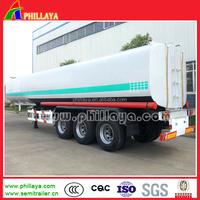 Tri Axle oil CIMC-type Best Price fuel tanker truck dimensions/fuel tank truck semitrailer semi-trailer for africa market