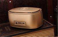 fashion square box design bluetooth speaker, support FM radio, TF card, audio input, hands free phone calls