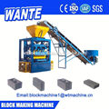 Qt4-24 semi automática máquina para fazer blocos de concreto