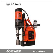 SCY-98HD multifunctional magnetic drill press in drill stand for core drill,twist drill