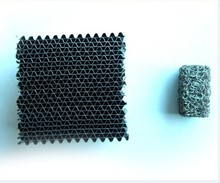 Metal honeycomb catalytist for Vehicle Exhaust System