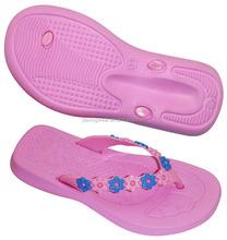 Fashion anti-slip comfortable womens sheepskin slippers