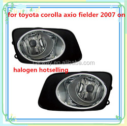 Fog light for Toyota Corolla Axio Fielder 2007 ON from selected china factory
