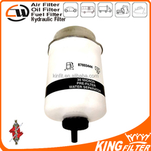 Fuel Water Separator Filter for tractor 87803444 87803445