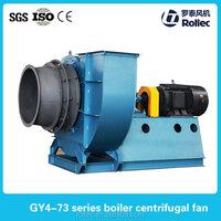 Y4-73 Boiler Centrifugal Induced Draft Blower