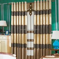 Decorative Fabric Polyester New Model Window Curtain