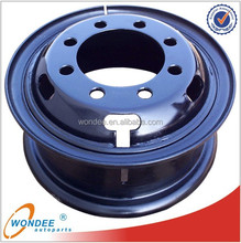 20 inch Tube Steel Chinese Heavy Truck Wheel