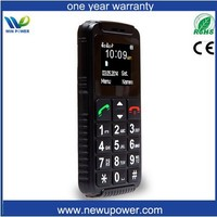 Hot selling large screen cell phones with low price
