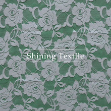 Lace Fabric For Garments, Common Designs Nylon Lace Fabric