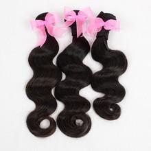 Free Shipping 3 Bundles16,18,20inch 6A Wholesale Brazilian Body Wave 100% Virgin Brazilian Hair