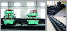Sidewall conveyer belt vulcanizing press/rubber machine/Factory manufacture