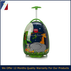 2015 most salable elephant travel luggage bags for kids