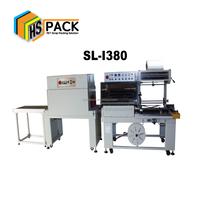 Automatic Sleeve Shrink Wrapping machine pof film shrink packing SL-I380
