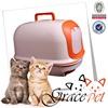 New design wholesale pet cat toilet, pet toilet, cat litter box