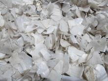 HDPE MILK BOTTLE FLAKES UNWASHED