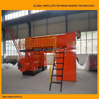 Setting up automatic clay brick manufacturing plant in India block machine