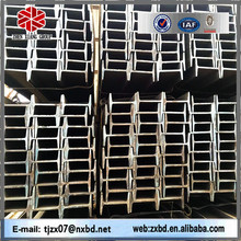 china supplier mild carbon i beam steel standard sizes