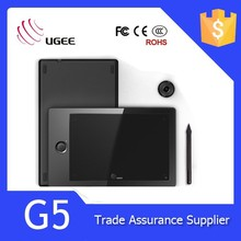 pc drawing tablets UGEE G5 9 inch active area 8GB memory for skteching