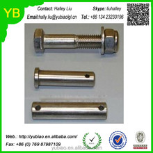 Custom aluminum lock pin parts safety snap lock pin