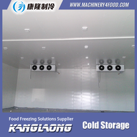 Good Quality New Technology Modular Coldrooms