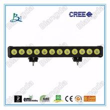 120W single row led light bar IP67 6000K 10W per led tuning led light bar