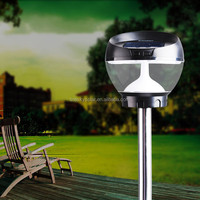 Ce Rohs Fcc High Quality Ip65 Led Solar Mosquito Killer Lamp For Garden