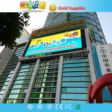 Hot sale Pixel pitch 6mm commercial outdoor led display p6 outdoor led screen