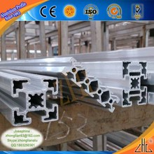 HOT! industrial aluminum profile manufacture offering 80*20 aluminum profile / Use widely extrusion industry aluminum profile