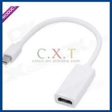 Mini DisplayPort Male to HDMI Female Adapter (1080p)