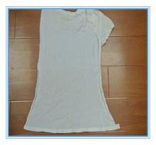 White cotton wiping rags with cheap price(used)