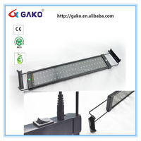 Touch sensor aquarium clip bracket lamp for aquatic animals US free shipping