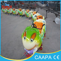 Attractive playgrounds equipment motor racing rides/mini kids playground for sale