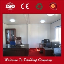 2015 Latest Movable color steel prefab china popular prefab container office shenzhen